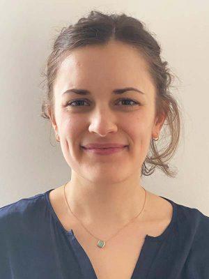 Elena Fetscher - Fachschaft Zahnmedizin